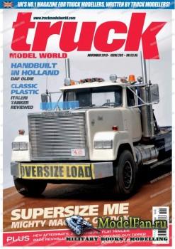 Truck Model World (November 2013) Issue 203