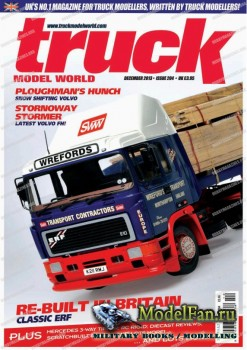 Truck Model World (December 2013) Issue 204
