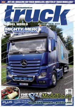 Truck Model World (January 2014) Issue 204