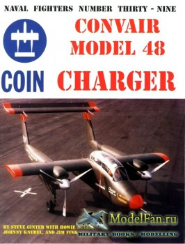 Naval Fighters №39 - Convair Model 48 Charger