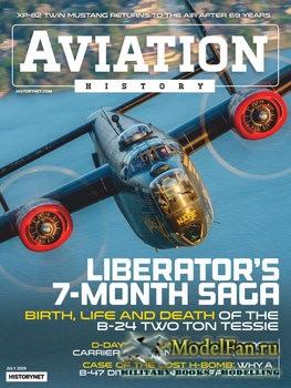 Aviation History (July 2019)