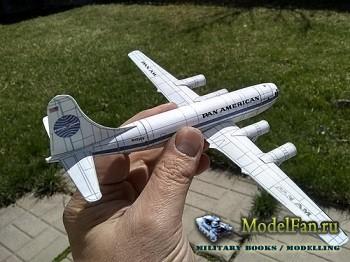 Bruno VanHecke - Boeing 377 Stratocruiser / Boeing C-97 Stratofreighter (11 ...