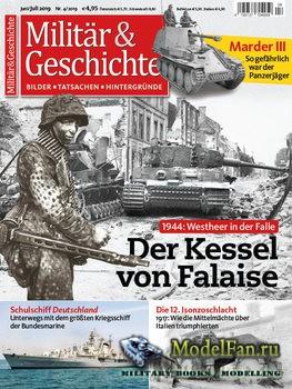 Militar & Geschichte 4/2019