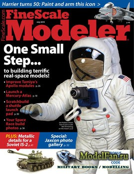 FineScale Modeler Vol.37 №7 (July 2019)