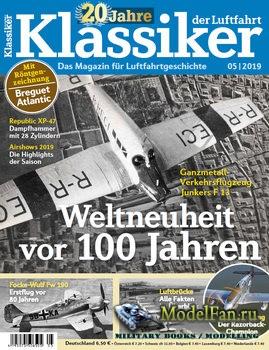 Klassiker der Luftfahrt №5 2019