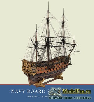 Navy Board Ship Models (Nick Ball)
