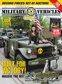 Military Vehicles Magazine August 2019