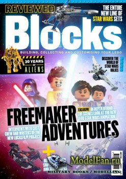 Blocks Issue 22 (August 2016)