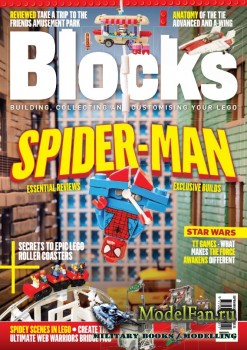 Blocks Issue 23 (September 2016)
