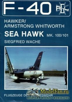 F-40 «Flugzeuge Der Bundeswehr» Nr.5 (12.1987) - Hawker/Armstrong Whitworth ...