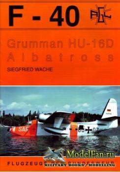 F-40 «Flugzeuge Der Bundeswehr» Nr.15 (08.1991) - Grumman HU-16D Albatross