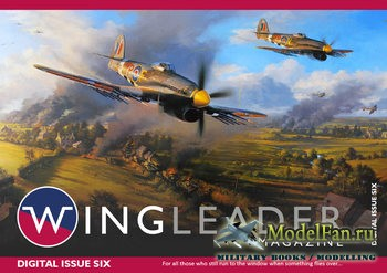 Wingleader Magazine Issue 6