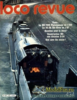 Loco-Revue №434 (January 1982)