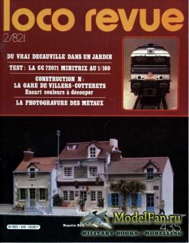 Loco-Revue №435 (February 1982)
