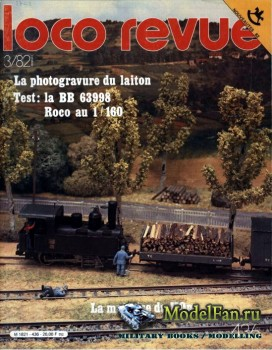 Loco-Revue №436 (March 1982)