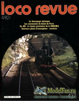 Loco Revue №437 (April 1982)