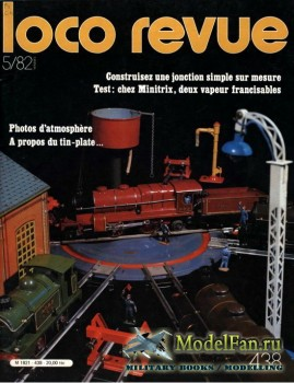 Loco-Revue №438 (May 1982)