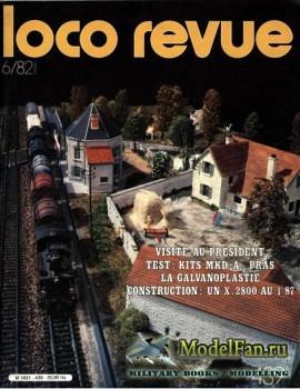 Loco-Revue №439 (June 1982)