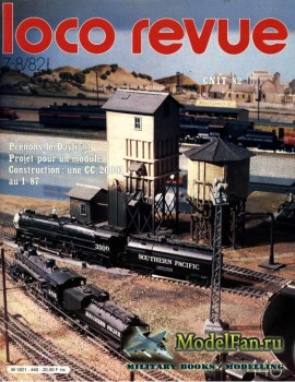 Loco Revue №440 (July-August 1982)