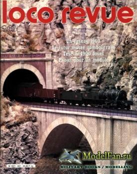 Loco-Revue №441 (September 1982)