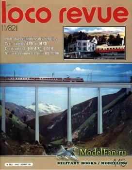 Loco-Revue №443 (November 1982)