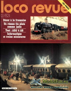 Loco-Revue №444 (December 1982)