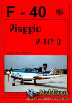 F-40 «Flugzeuge Der Bundeswehr» Nr.23 (12.1994) - Piaggio P-149D