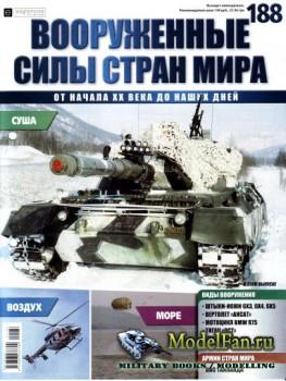 Вооруженные силы стран мира №188 (2017)