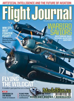 Flight Journal (August 2019)