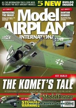 Model Airplane International №168 (July 2019)