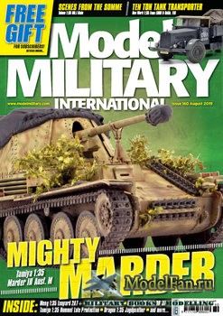 Model Military International Issue 160 (August 2019)