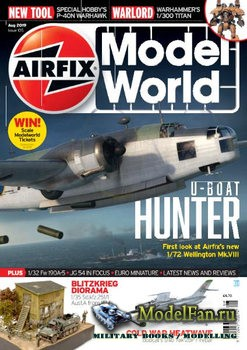 Airfix Model World - Issue 105 (August 2019)