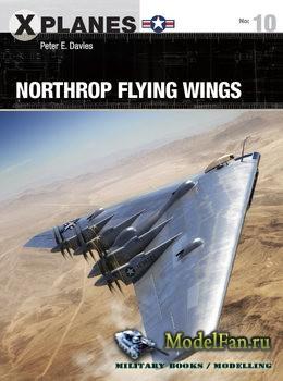 Osprey - X-Planes 10 - Northrop Flying Wings