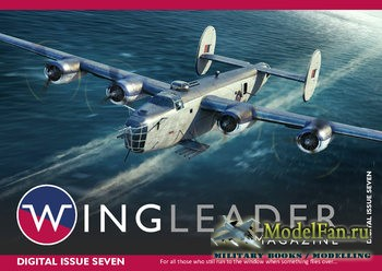 Wingleader Magazine Issue 7