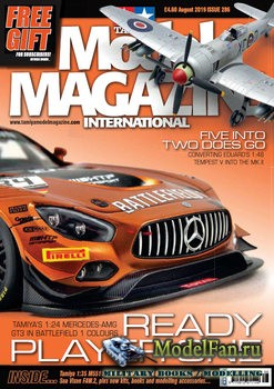 Tamiya Model Magazine International №286 (August 2019)