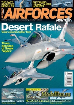 AirForces Monthly (August 2019) №377