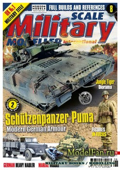Scale Military Modeller International Vol.49 Iss.581 (August 2019)