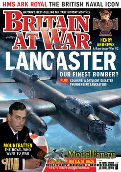 Britain at War Magazine №148 (August 2019)