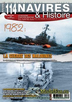 Navires & Histoire №114 2019