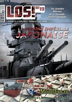 LOS! Hors-Serie №19 - La Marine Imperiale Japonaise