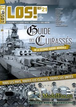 LOS! Hors-Serie №21 - Le Guide des Cuirasses