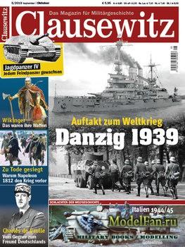 Clausewitz: Das Magazin fur Militargeschichte №5/2019