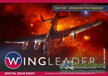 Wingleader Magazine Issue 8