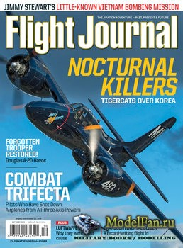 Flight Journal (October 2019)