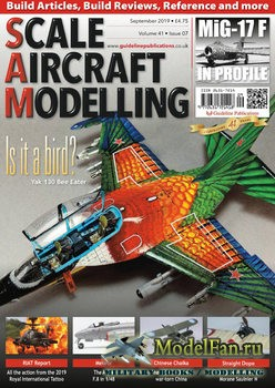 Scale Aircraft Modelling (September 2019) Vol.41 №7
