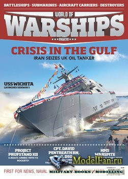 World of Warships Magazine (September 2019)