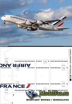 Airbus A380-800 Air France (Edwin Rodriguez - Mario Solorzano)