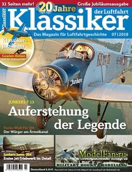 Klassiker der Luftfahrt №7 2019