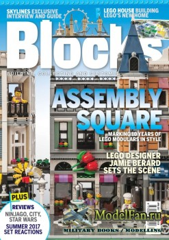 Blocks Issue 30 (April 2017)