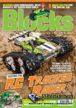 Blocks Issue 31 (May 2017)
